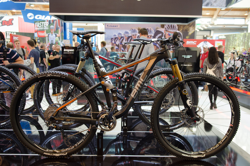 BMC Speedfox Eurobike 2014
