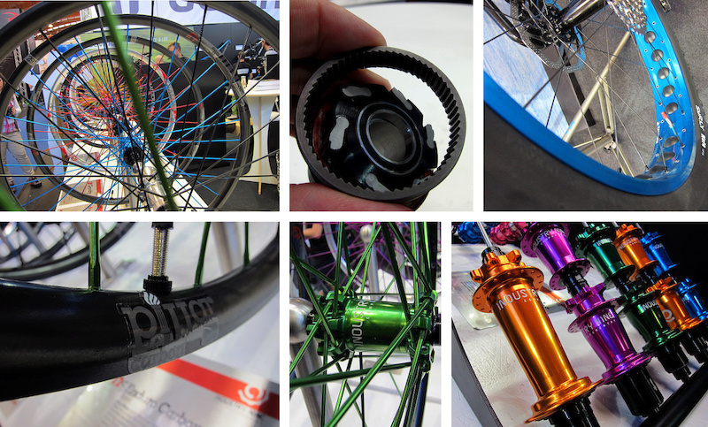 Industry Nine PIllar carbon wheels 2015