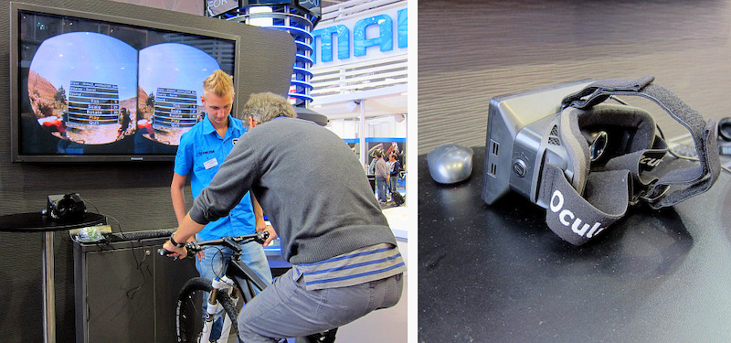 Shimano 3D Cycling Trainer 2014