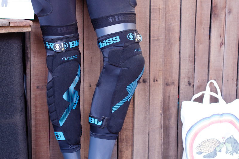 Bliss knee shin guards