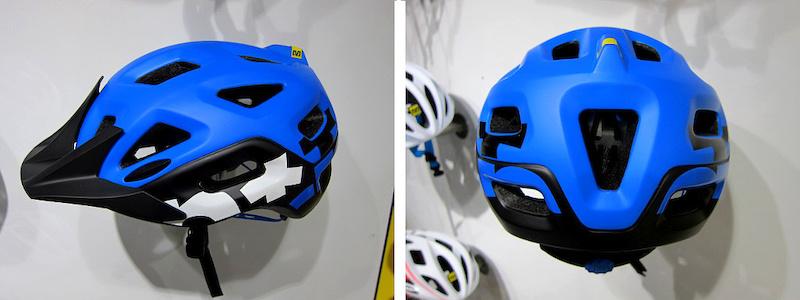 Mavic Crossmax helmet. 2014