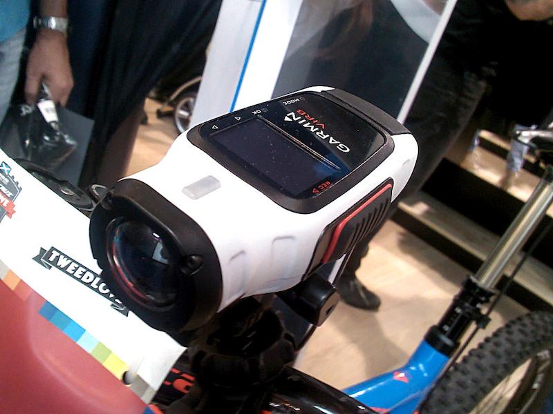 Garmin Virb camera 2014