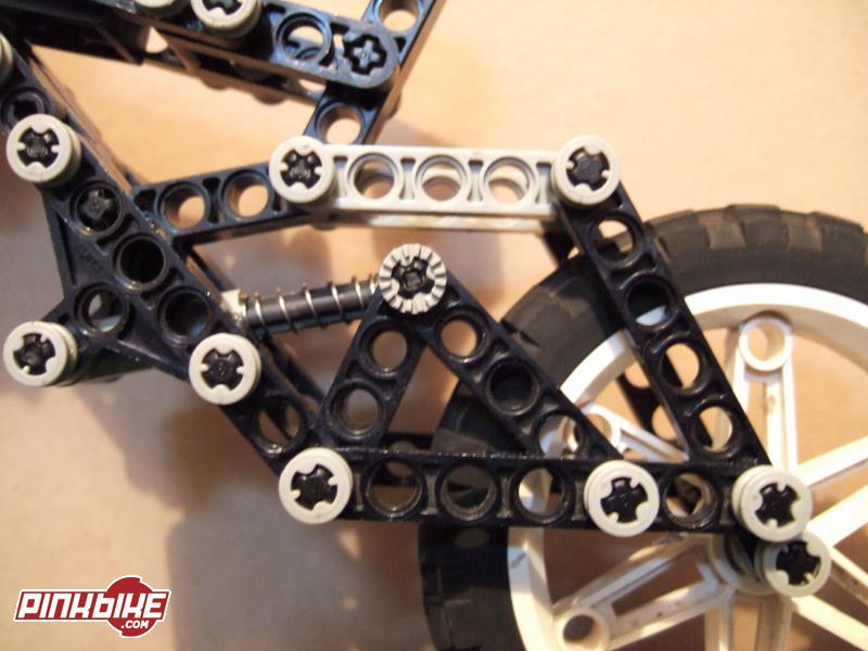 Lego demo 9 baby!  what other links / Mtb's should i make in lego then?