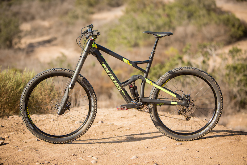 bf684a0f925 Cannondale Jekyll 27.5 Carbon Team - Review - Pinkbike