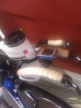 Trek tri bike