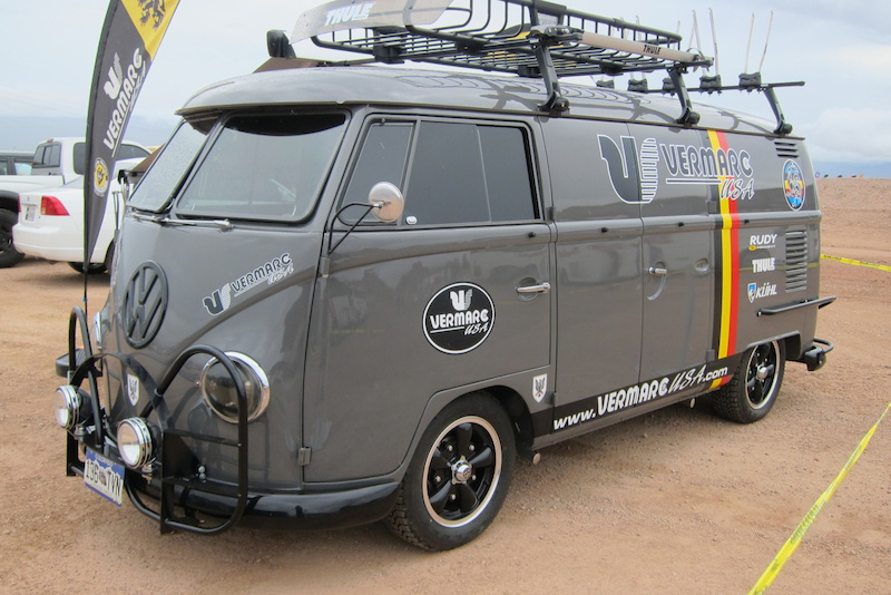 Vermarc won the best transport van award with Bill Ramsay s 1967 Volkswagen micro Bus. The interior is also immaculate.