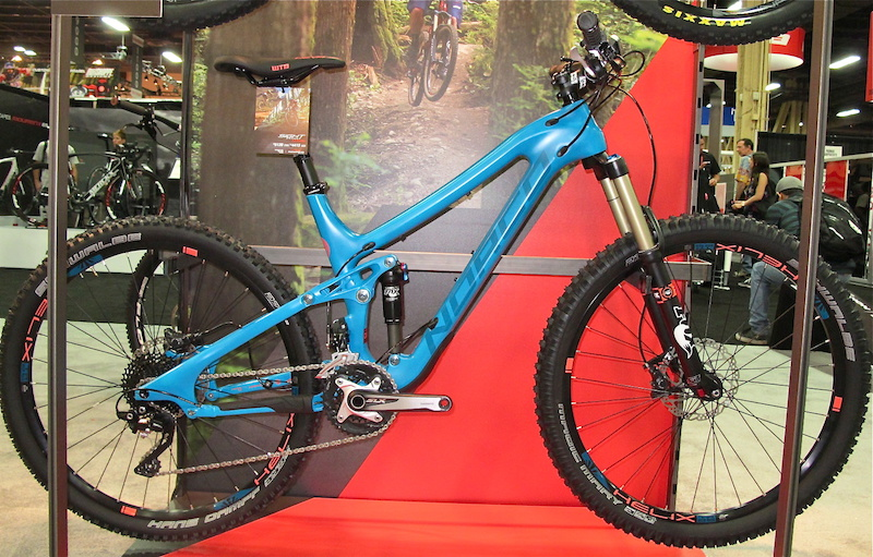 Norco is offering a Carbon Sight that will be targeted to the women that like to shred trails up and down. The Sight Forma 7.3 will sell for 4415 USD