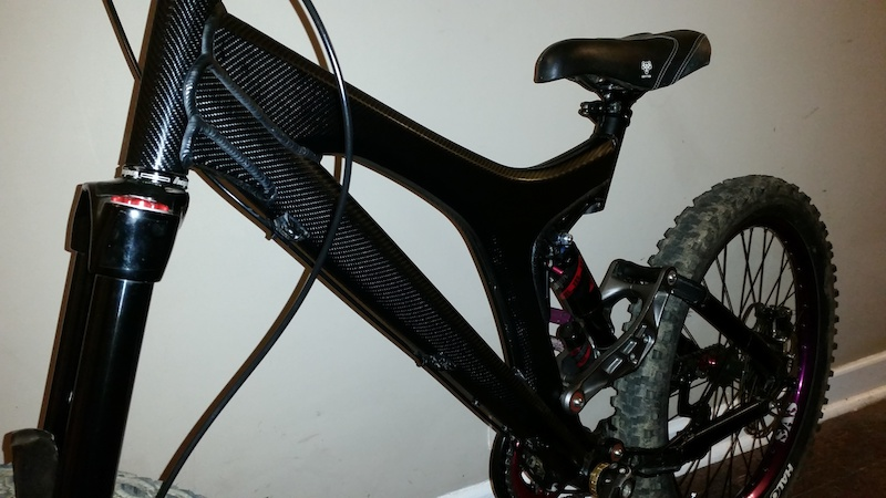 Vinyl Wrapping A Frame Pinkbike Forum - Vinyl bike wrap