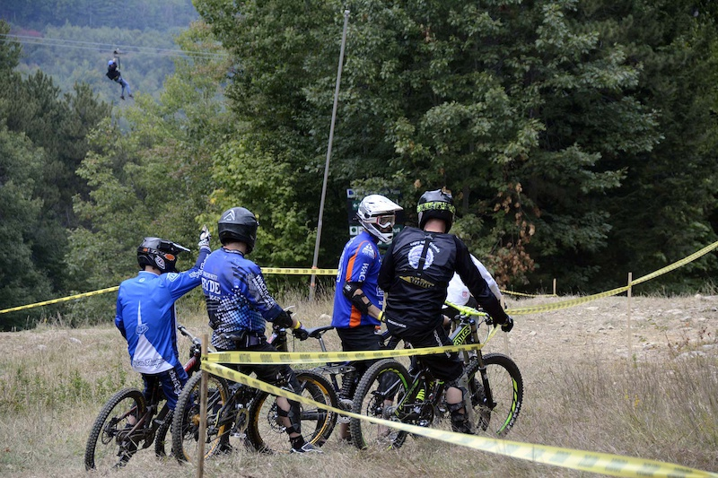 Eastern States Cup New England DH series race