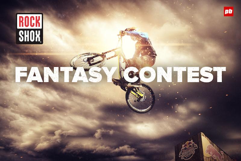 Rockshox Fantasy Contest - Rampage 2014