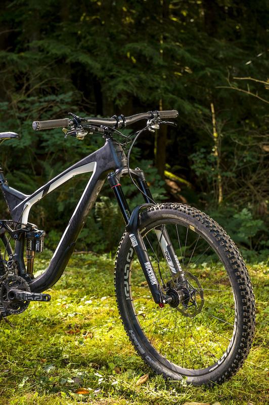 Marin Attack Trail Quad Carbon XT Pro