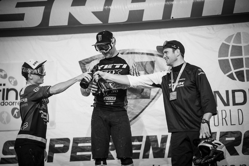 Enduro World Champion - Jared Graves x SB6c