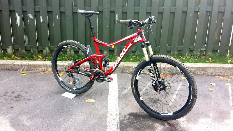 Giant Trance 27 5 - Page 8 - Pinkbike Forum