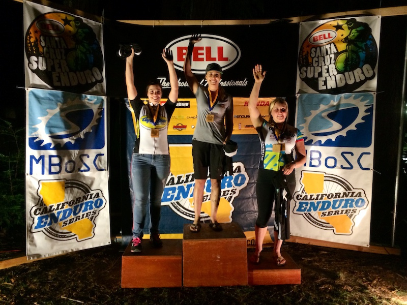 California Enduro Series 2014 Finale - Santa Cruz Super Enduro and Series Overall