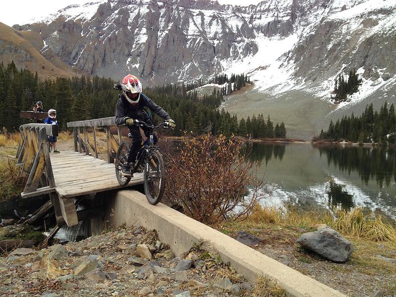 Magic Meadow Mountain Biking Trail - Telluride, Colorado