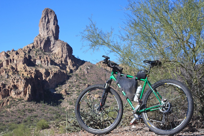 Gila River Canyons Dale s Butte