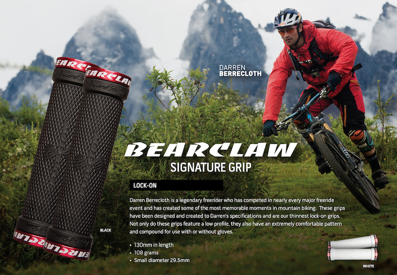 Bearclaw Signature Grip
