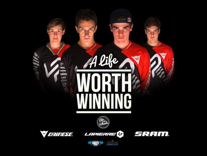 A life worth winning - 48 hour premi re lifeonwheels 2014