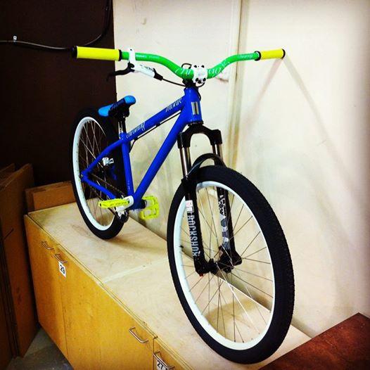 Chromag Bikes Monk