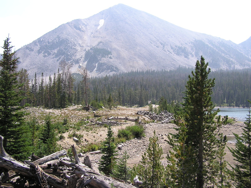 Route 4 Jeep >> Mill Creek Lake Jeep Mountain Bike Trail - Leadore, Idaho