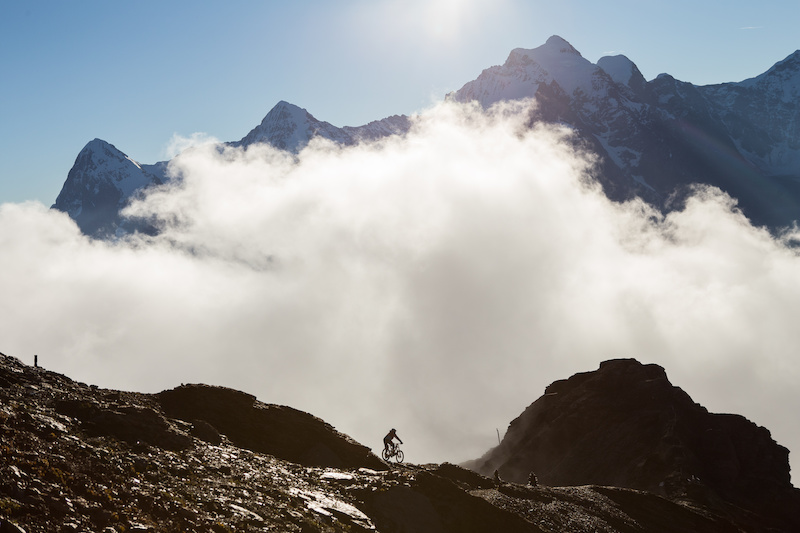 Ride the Alps Photo Andr Glauser
