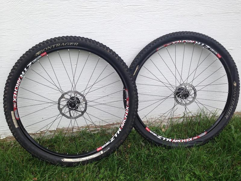 2014 29 U0026quot  Stans Notubes Arch Wheelset