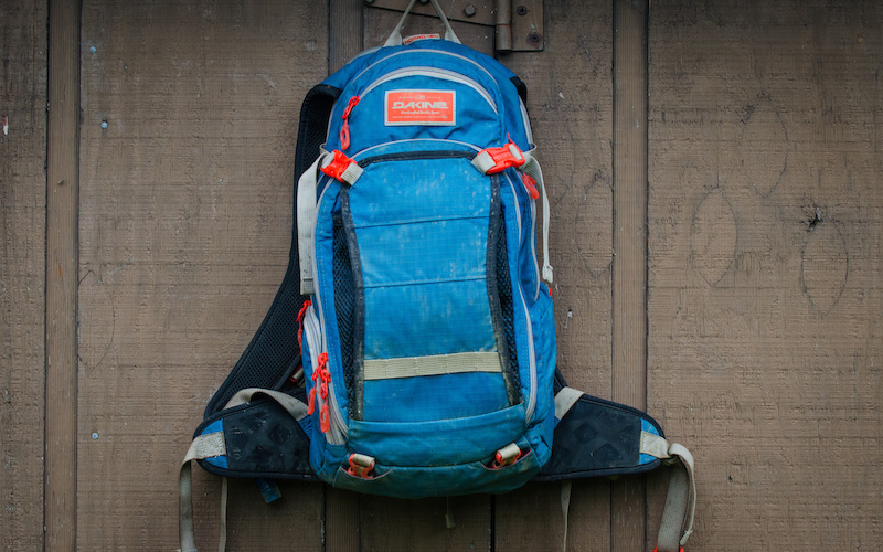 Dakine Nomad review 2015