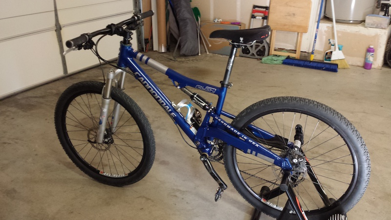 Cannondale Rush 6 For Sale