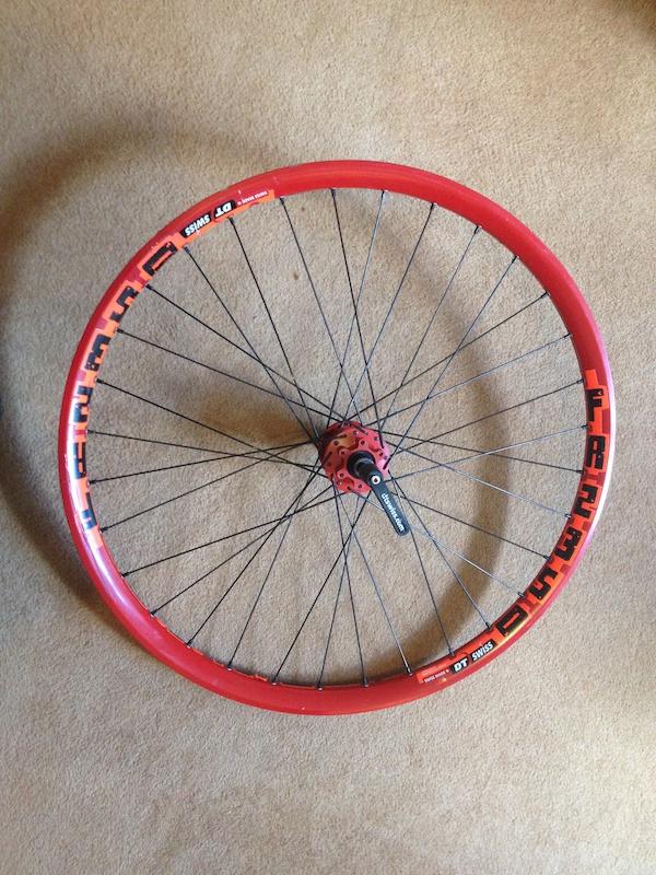 0 DT SWISS FR2350 Wheelset