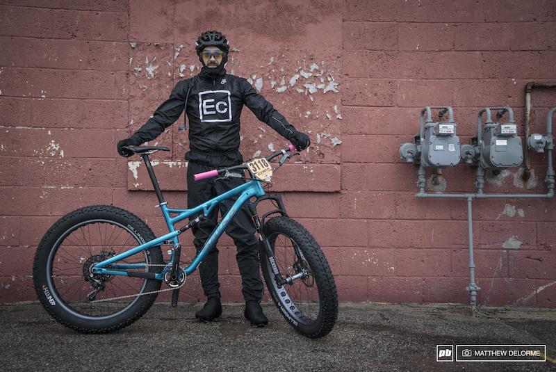 Ice Man Cometh bike check