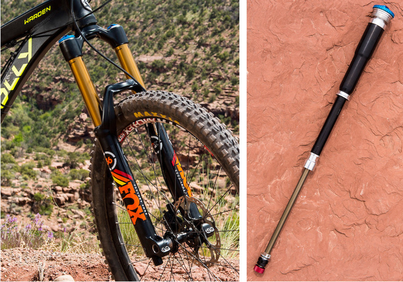 Fox 36 FiT RC2 2014 fork