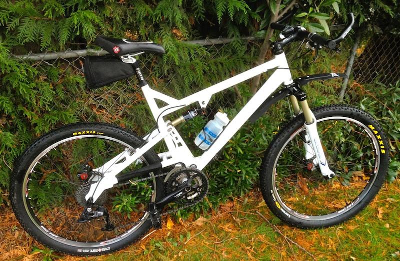 Weyless Sp Full Suspension Xc Mountian Bike For Sale