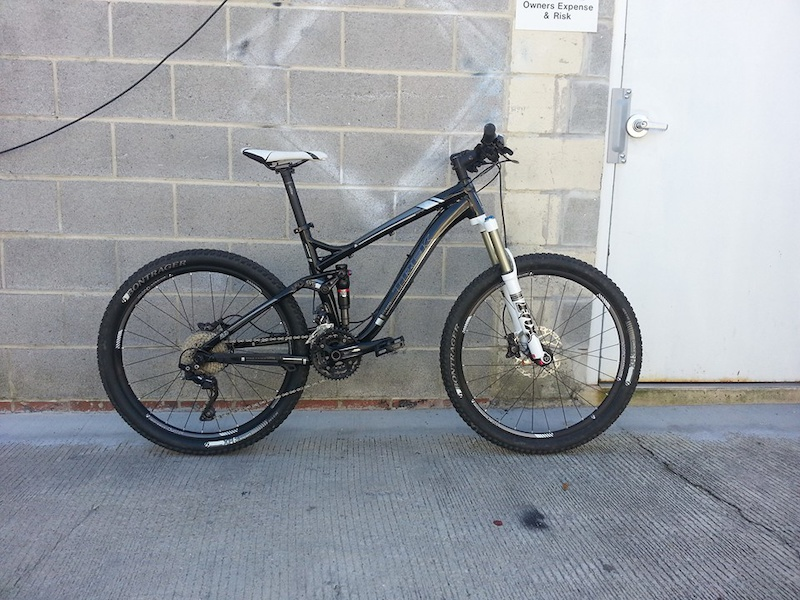2014 Trek Fuel EX 8