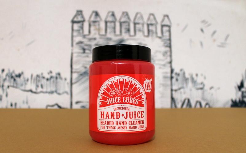 Juice Lubes Hand Juice