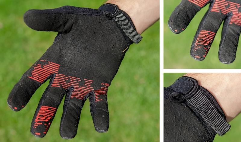 Dainese Guanto Rock Solid C glove review