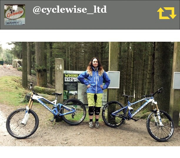 Can't thank Cyclewise Altura and Silverfish UK enough for setting me up with a sick pair of whips for 2015 :D bring on the adventures!