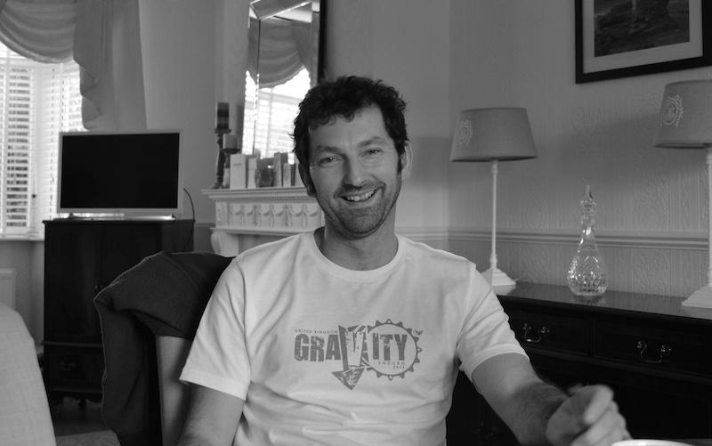 Steve Parr Interview - Enduro