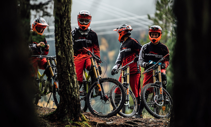 Norco Factory Team 2015 image by Margus Riga
