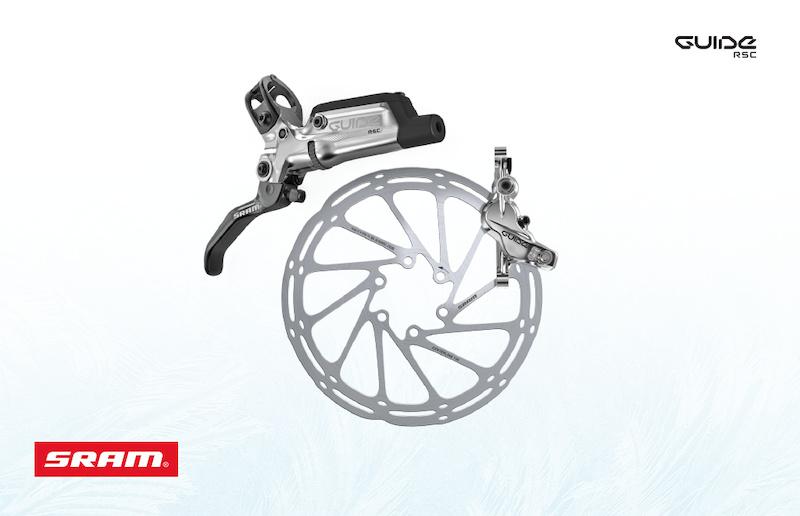 SRAM Guide brakes