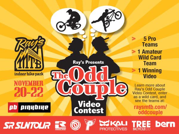Ray's Odd Couple Contest