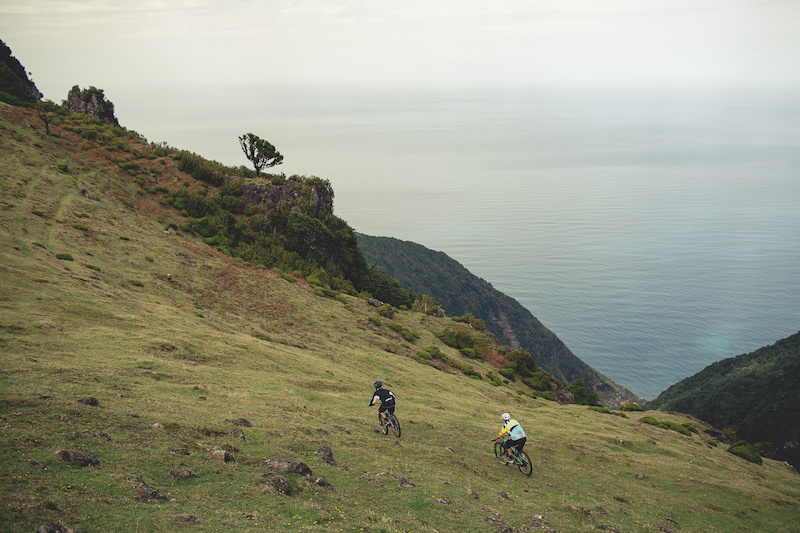 Exploring Madeira with Team MIA Santa Cruz
