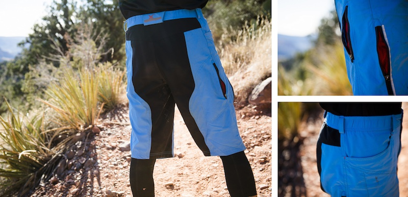 Gore Alp X shorts review