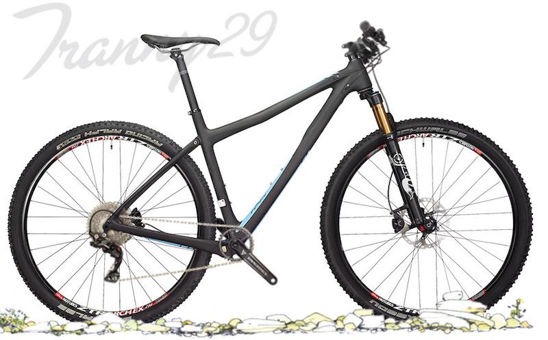 Ibis Tranny 29 XTR 1X