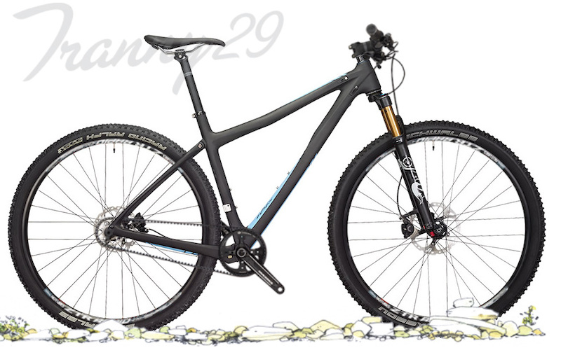 Ibis Tranny 29 Unchained