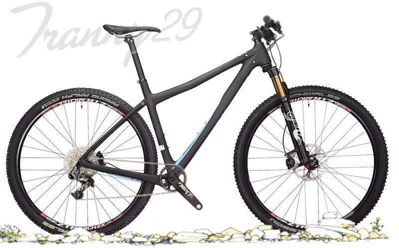 Ibis Tranny 29 XX1