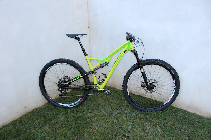 The New XC steed