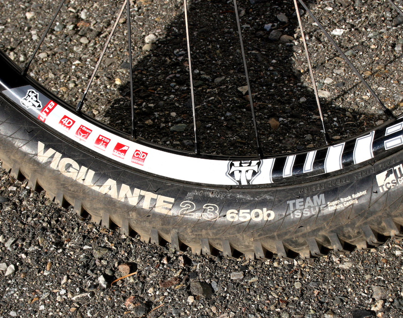 WTB Vigilante Team 27.5 Tire 2014