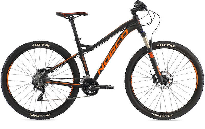 Norco 2015 Charger 7.1