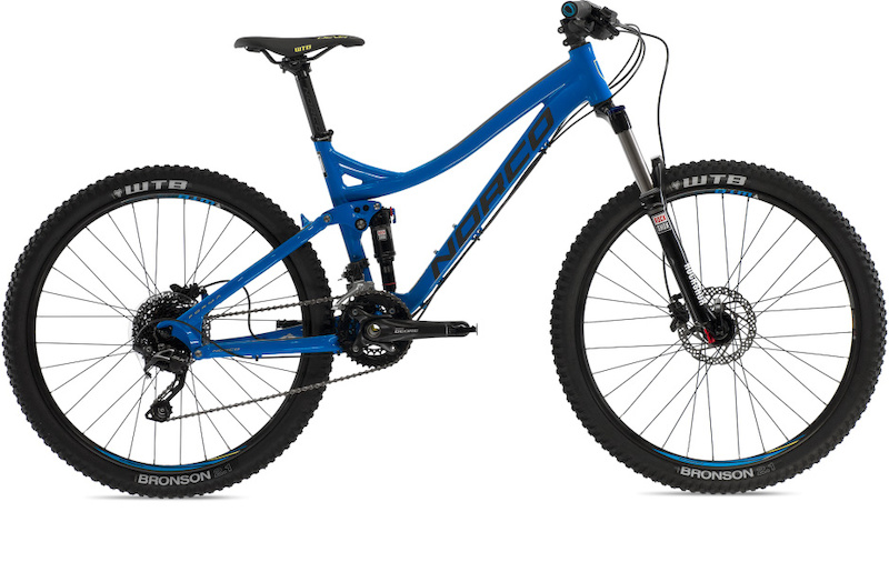 Norco 2015 Fluid 6.2 Forma