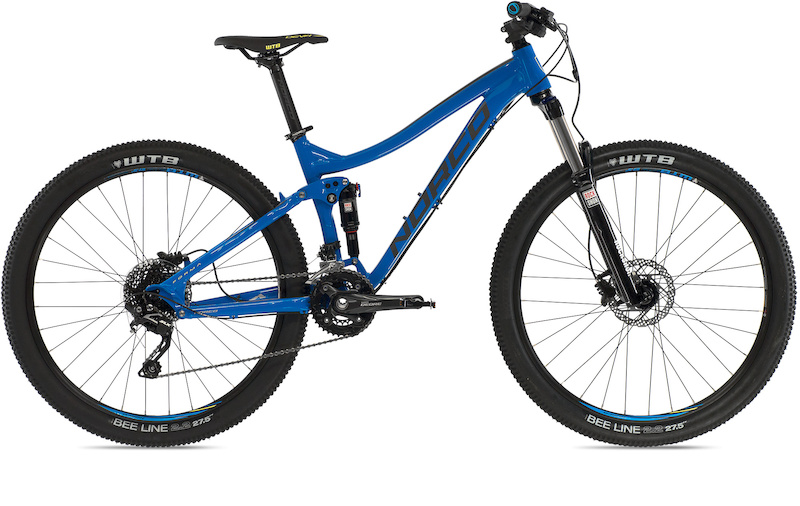 Norco 2015 Fluid 7.2 Forma